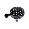 Basil Big Bell Polkadot Glocke black/white dots